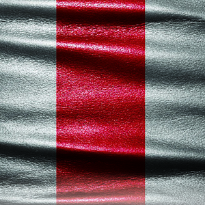 Endutex Leather Print