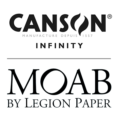 Canson Infinity + MOAB